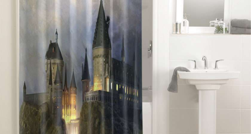 Harry Potter Curtain Home Honoroak