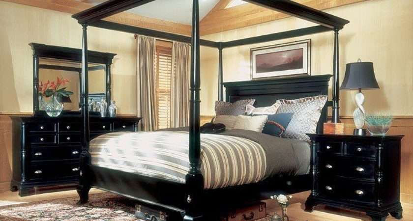 Hastings King Four Poster Canopy Bed Set Buy