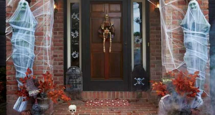 Haunted House Decorating Ideas Video Search Engine