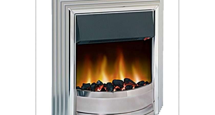 Heat Output Choice Two Settings Flame Effect Only Setting
