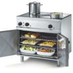 Heavy Duty Electric Solid Top Oven Cost Sector Catering