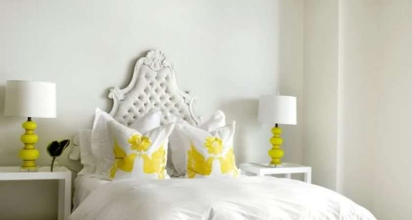 Hello Spring Yellow Glam Pad
