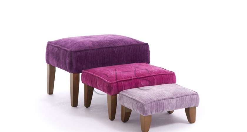 Here Home Products Deluxe Footstools