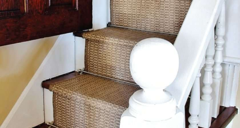 Here Home Projects Indoor Outdoor Stair Runner