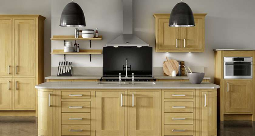 Heritage Oak Kitchen Wickes