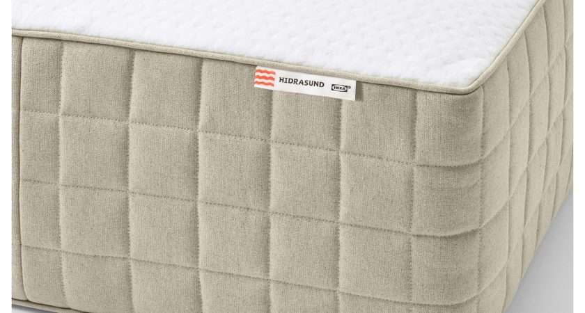 Hidrasund Pocket Sprung Mattress Medium Firm Natural