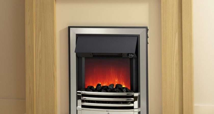 High Quality Modern Esslington Electric Fireplace