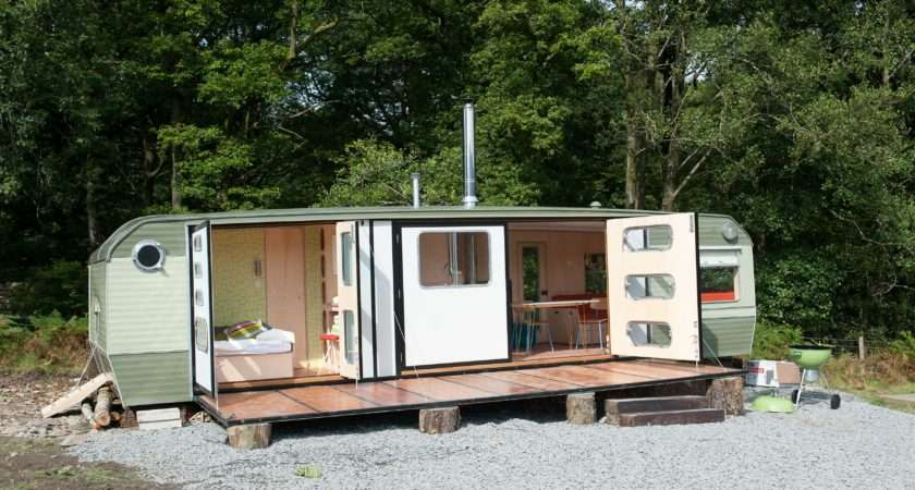 His Small Shed Now George Clarke Shows Off Amazing Spaces