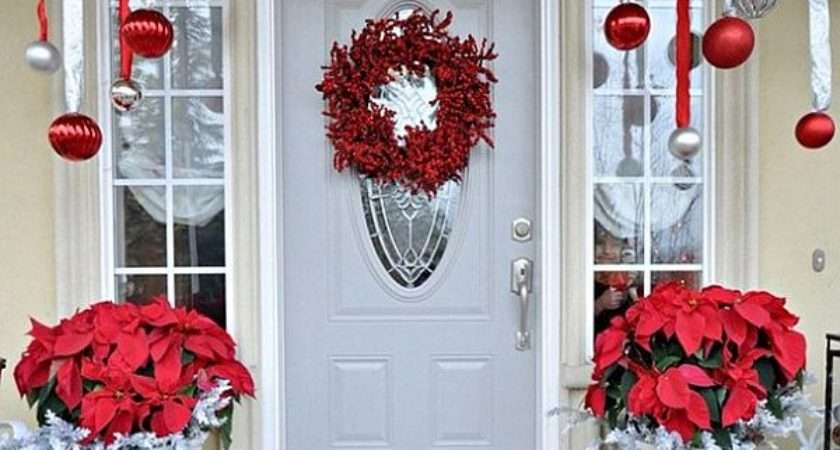 Holiday Decorating Ideas Your Entryway Mod Interiors