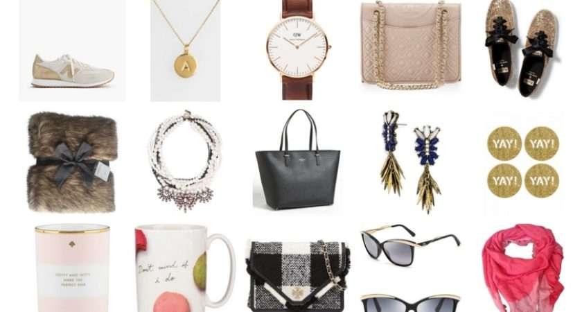 Holiday Gift Guide Women Study Chic