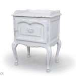 Home Bedroom Furniture Bedside Tables White Shabby Chic Original