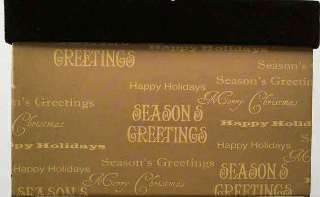 Home Christmas Gift Box Set Includes Boxes Wrap Xmas Presents