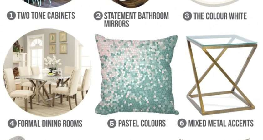 Home Decor Trends Can Make Them