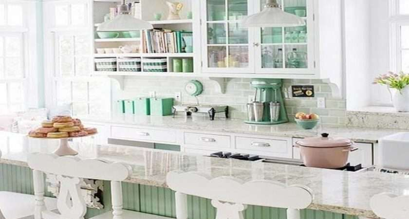 Home Decorating Mint Green Ideas