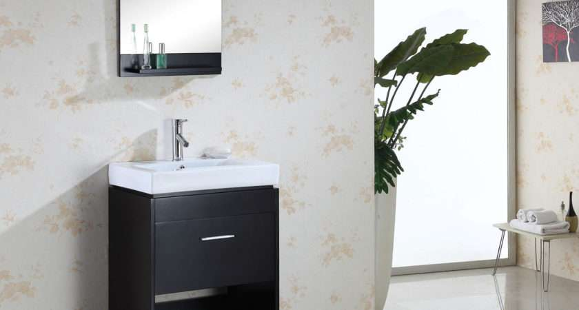 Home Design Ideas Superb Minimalist Bathroom Sink Cabinet