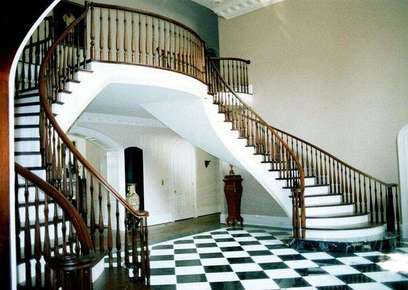 Home Design Luxury Staircase