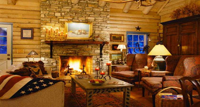 Home Design Rustic Country Decor Ideas Cool