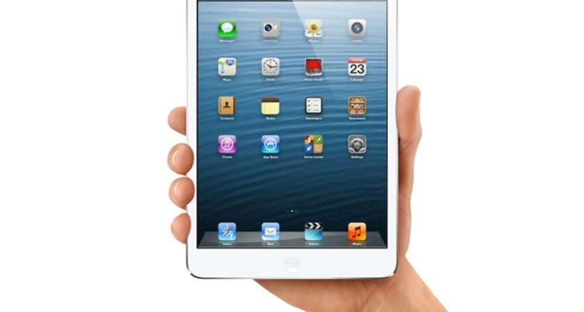 Home Electricals Ipad Mini Features