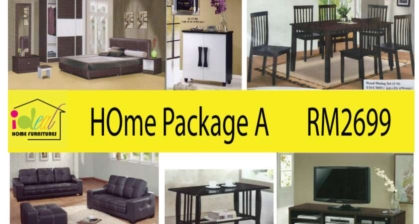 Home Furniture Packages Ideal