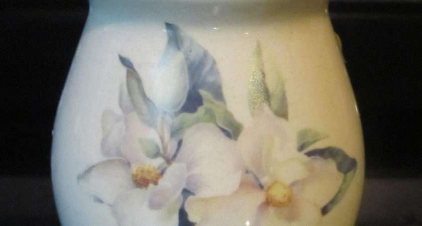 Home Garden Party Ltd Magnolia Pattern Candle Holder