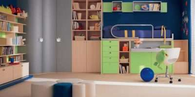 Home Kids Bedroom Design Berloni Awesome