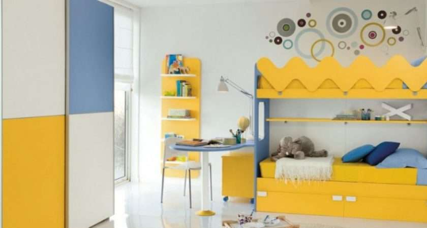 Home Modern Funky Bunk Beds