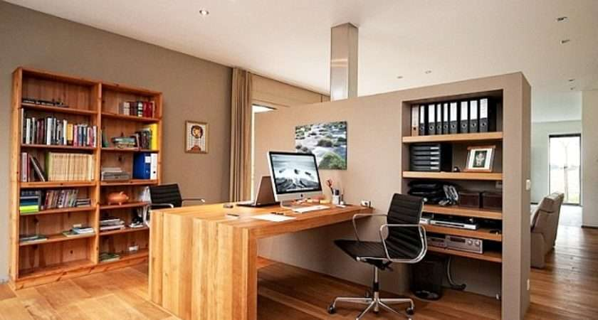 Home Office Decorating Ideas Cozy Workplace