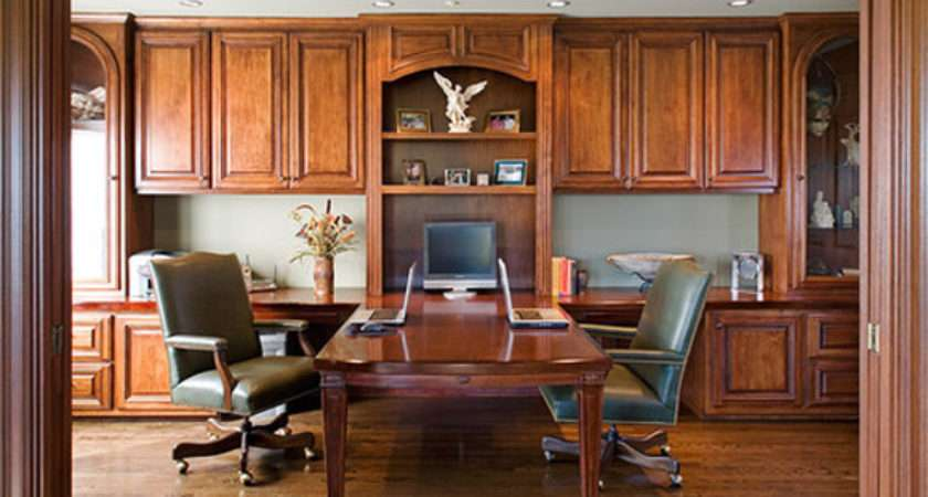 Home Office Designs Two People