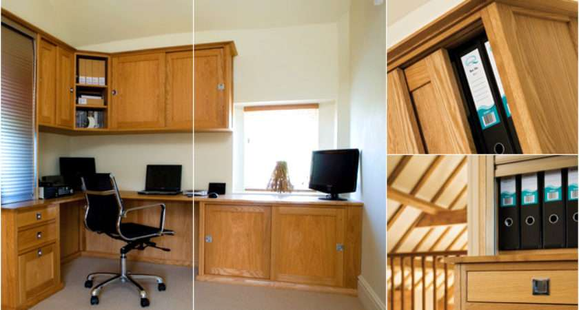 Home Office Furniture Bespoke
