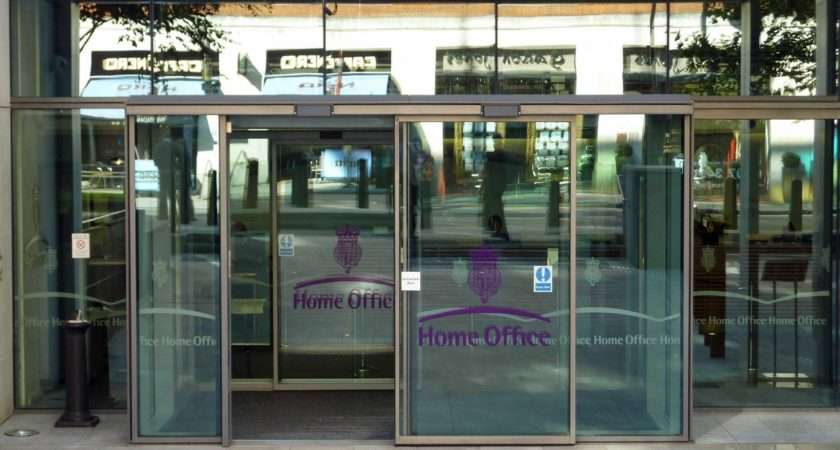 Home Office Have Said They Not Intend Block Extradition
