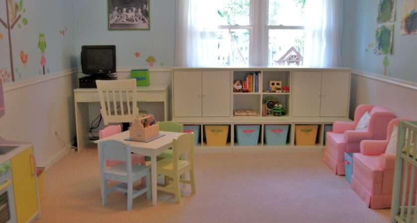 Home Organization Playroom Makeover Budget All Things Mamma