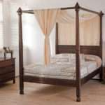 Home Shop Four Poster Bed Kutch Indian