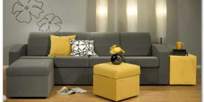 Home Shop Small Sectional Sofa
