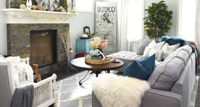 Home Style Before After Modern Boho Country Living