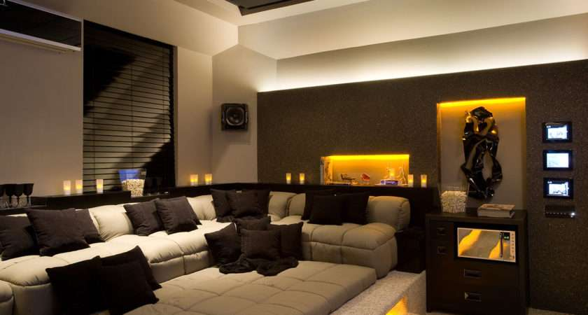 Home Theatre Decor Marceladick