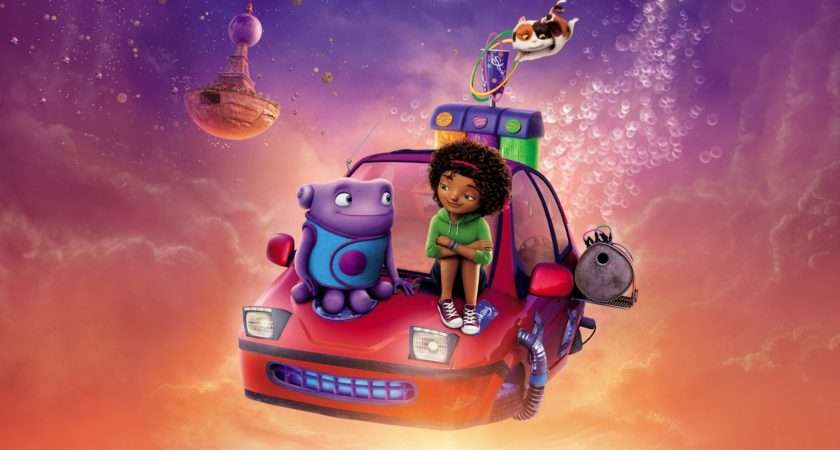 Home World Non Disney Animated Movies