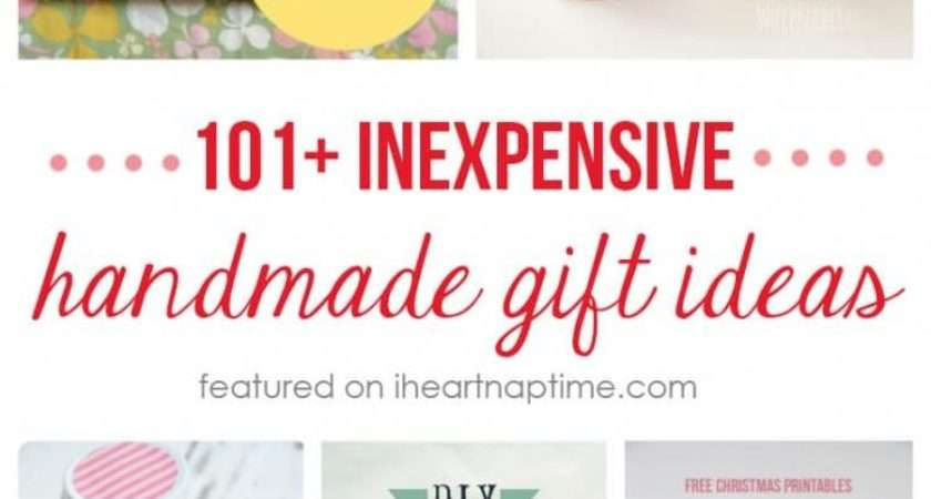Homemade Gift Ideas Make Under Heart Nap Time