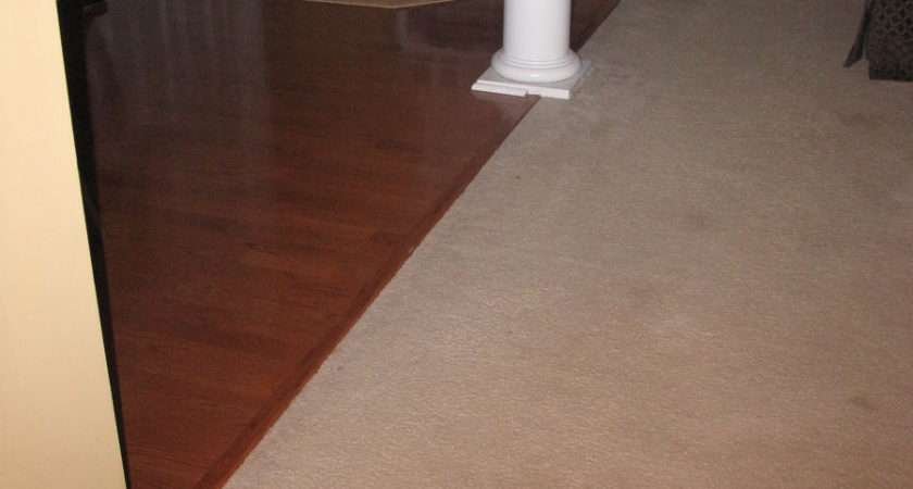 Hometalk Can Two Different Type Hardwood Floors Close