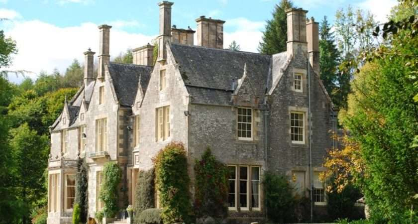 Hoscott House Scottish Borders