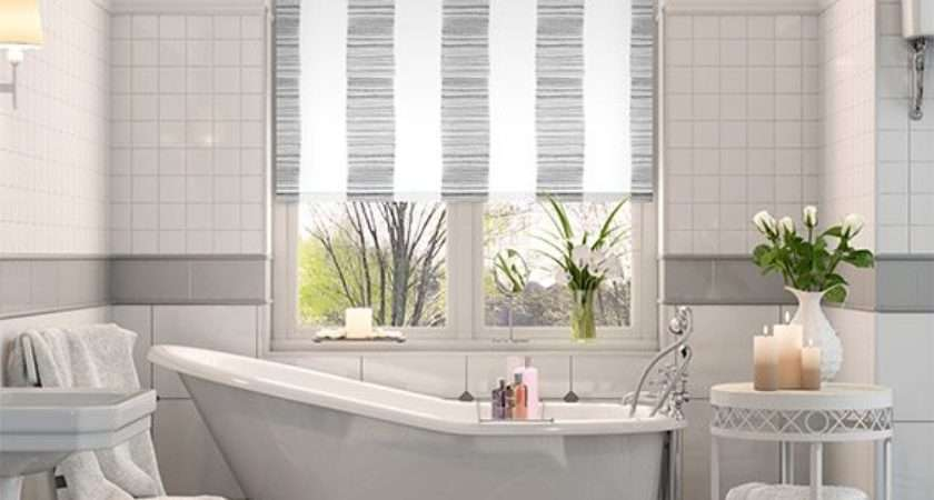 Hot Off Press Perfect Bathroom Blinds