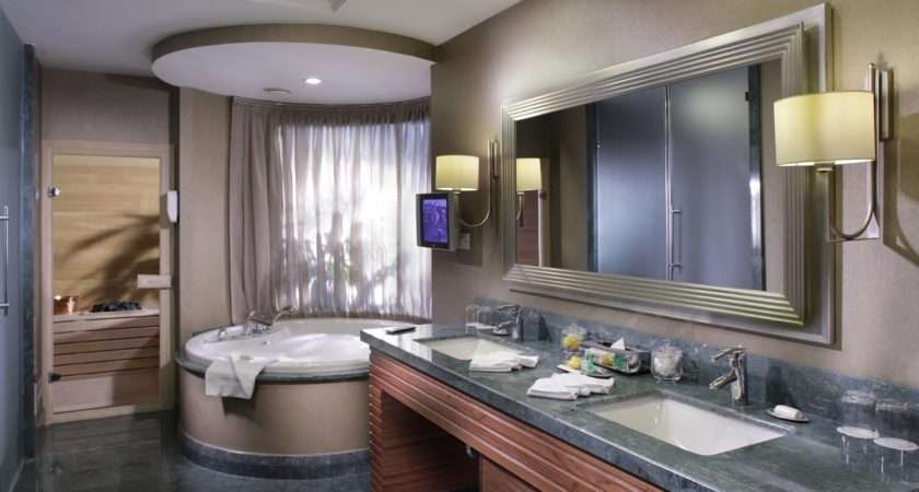 Hotel Guestroom Bathroom Furniture Plans