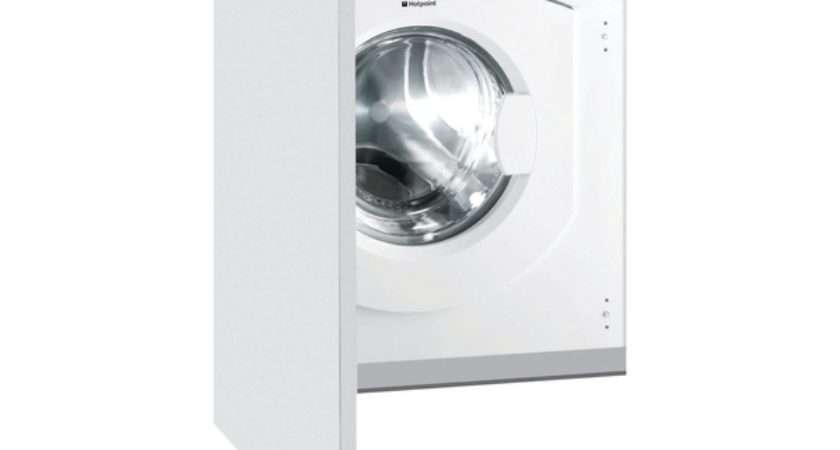 Hotpoint Bhwd Built Washer Dryer
