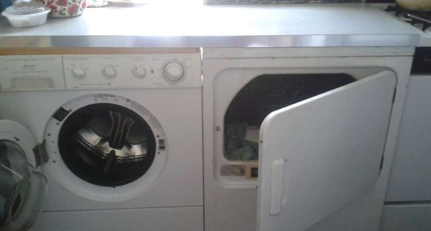 Hotpoint Gas Dryer Front Load Ebay