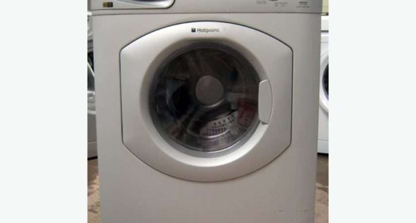 Hotpoint Spin Silver Washer Dryer Warranty