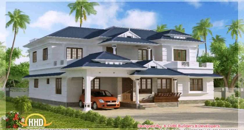 House Designs Indian Style Middle Class Youtube