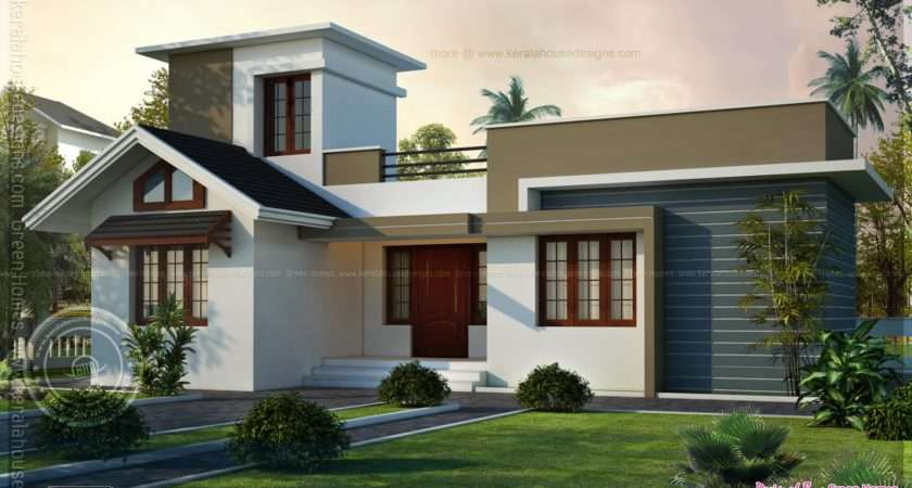 House Elevation Contemporary Best