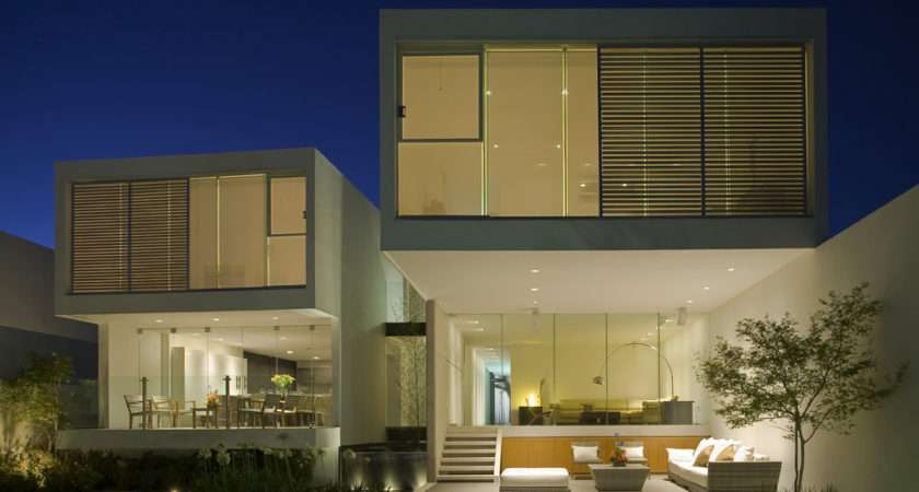 House Lvs Architecture Name Arquitectos