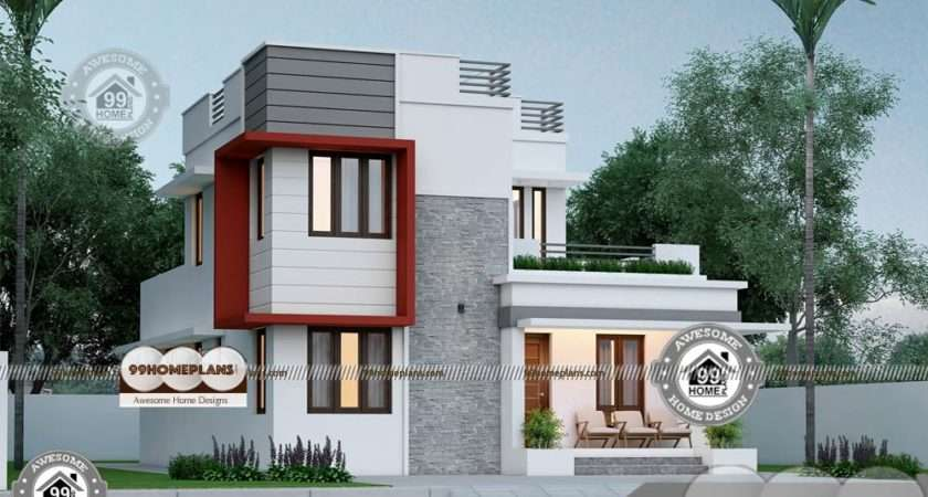 House Plan Box Type City Style Latest Home