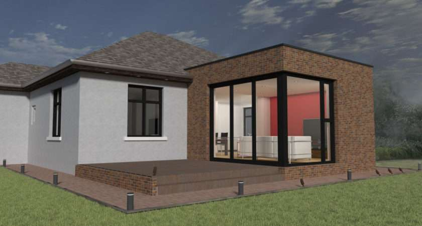 House Plans Bedroom Extensions Plan