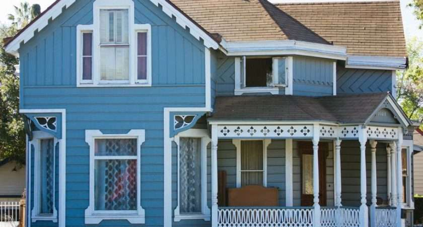 Houses Blue Photos Inspire Your Next Paint Job